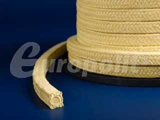 europolit Aramid packing impregnated with PTFE type EAP