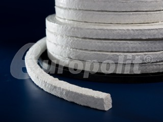 europolit Ceramic packing impregnated PTFE type ECP