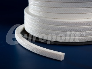 europolit PTFE packing with silicone oil type EPB/O