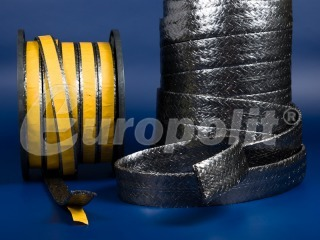 europolit Graphite self-adhesive tapes type TGW/P and TGZ/P