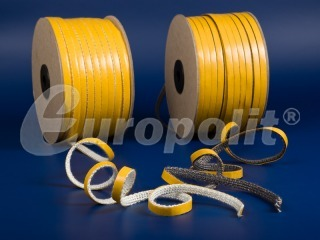 europolit Glass knitted tapes type TSP-D and TSP/C-D