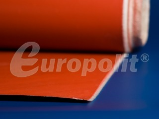 europolit Reinforced glass silicon fabric type TSSZC